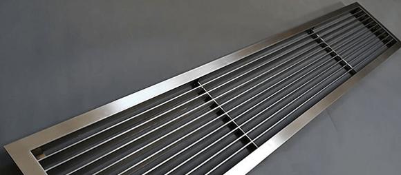 купить вентиляционную решетку для подоконника